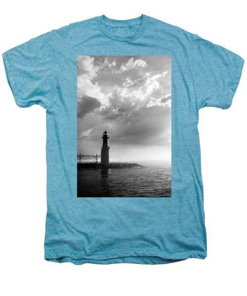 Point Of Inspiration Men's Premium T-Shirt by Bill Pevlor