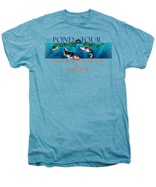 Pond Tour Men's Premium T-Shirt by Rob Corsetti