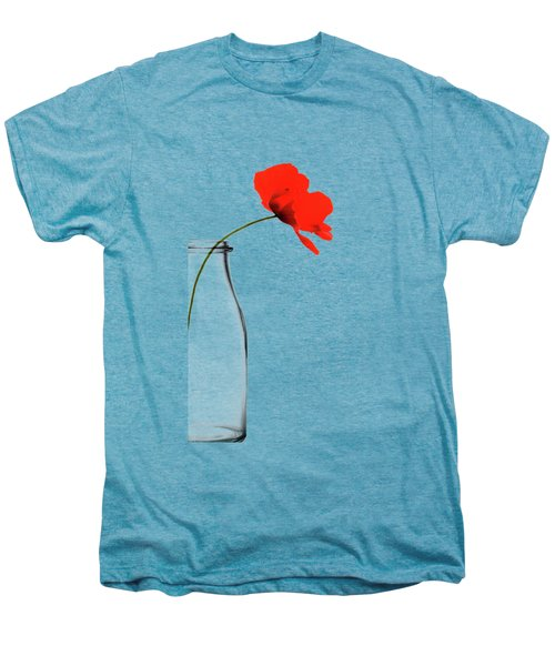 Poppy Red Men's Premium T-Shirt
