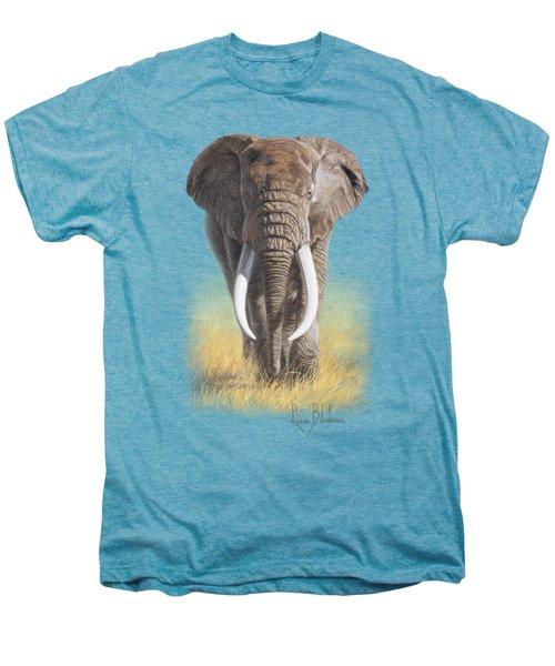 Power Of Nature Men's Premium T-Shirt by Lucie Bilodeau