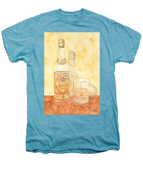 Powers Irish Whiskey Men's Premium T-Shirt