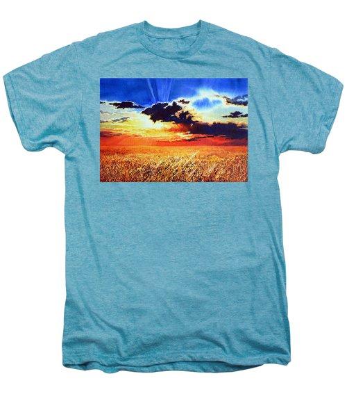 Prairie Gold Men's Premium T-Shirt