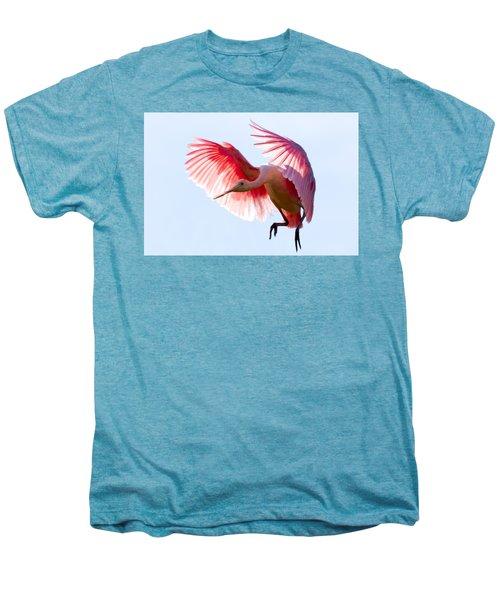 Pretty In Pink Men's Premium T-Shirt