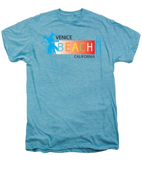 Venice Beach California T-shirts And More Men's Premium T-Shirt