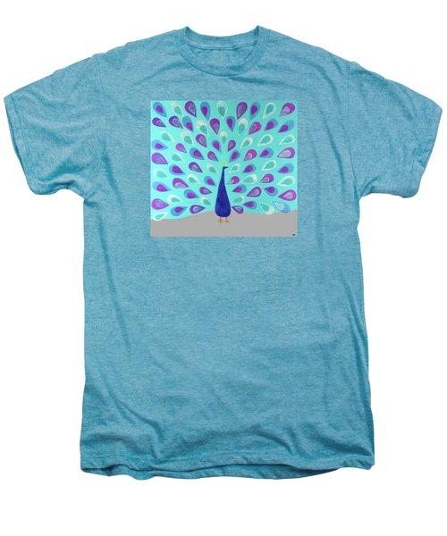 Proud As A Peacock Men's Premium T-Shirt