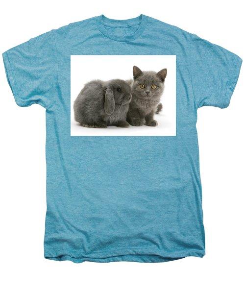 Proud Of My Grey Hare Men's Premium T-Shirt