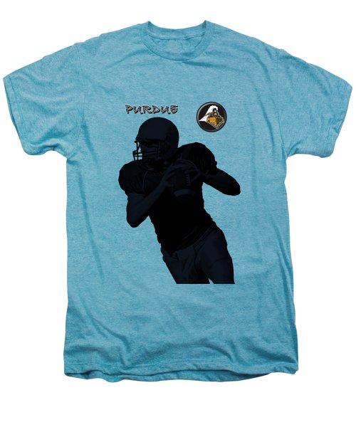 Purdue Football Men's Premium T-Shirt