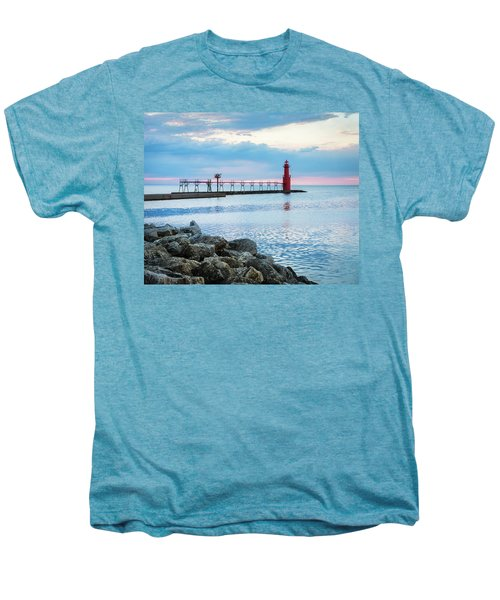 Men's Premium T-Shirt featuring the photograph Pure Algoma by Bill Pevlor