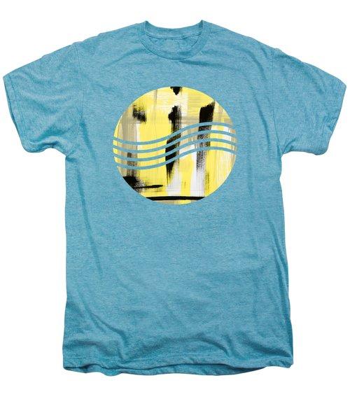 Pure Spirit Abstract Men's Premium T-Shirt
