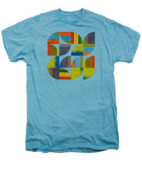 Quarter Rounds 4.0 Men's Premium T-Shirt