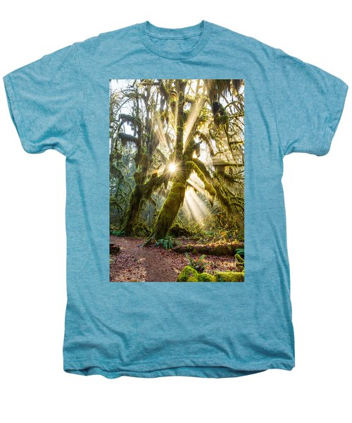 Rainforest Magic Men's Premium T-Shirt
