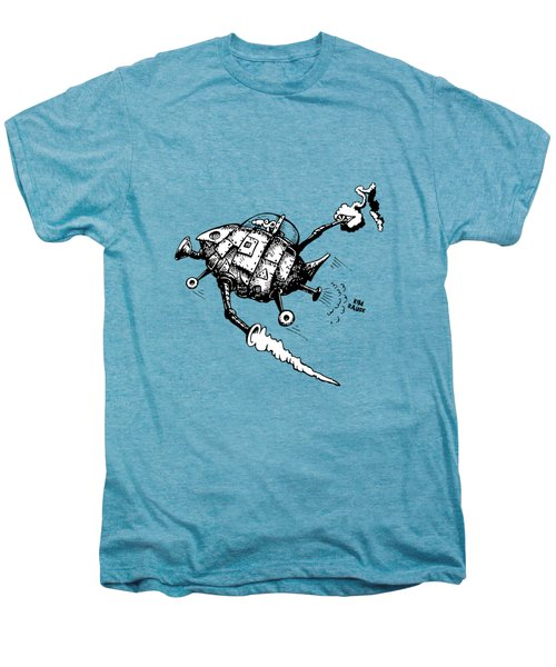 Rats In Space Men's Premium T-Shirt