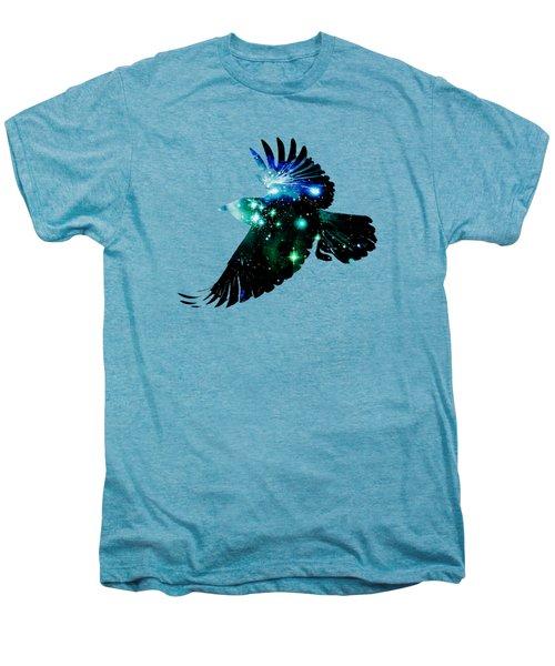Raven Men's Premium T-Shirt by Anastasiya Malakhova