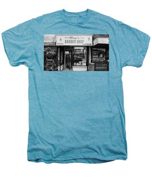 Ray's Barbershop Men's Premium T-Shirt