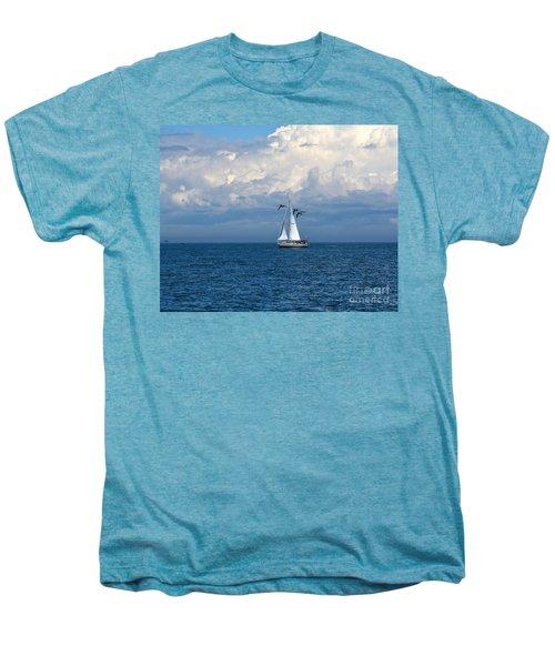 Razorbill Escort Men's Premium T-Shirt