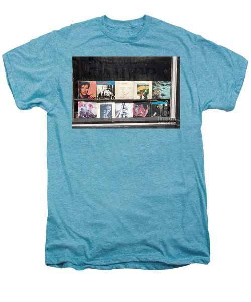 Record Store Burlington Vermont Men's Premium T-Shirt