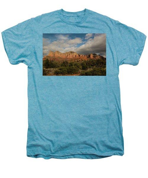 Red Rock Country Sedona Arizona 3 Men's Premium T-Shirt