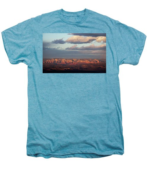 Red Rock Crossing, Sedona Men's Premium T-Shirt