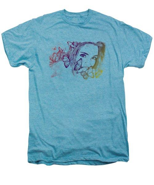 Remain Sedate - Rainbow Men's Premium T-Shirt