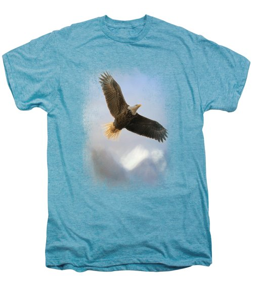 Rise Above Men's Premium T-Shirt by Jai Johnson