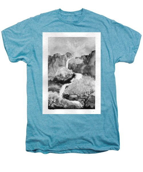 Riviere Celeste Men's Premium T-Shirt