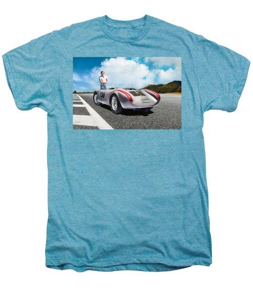 Road To Eternity Men's Premium T-Shirt