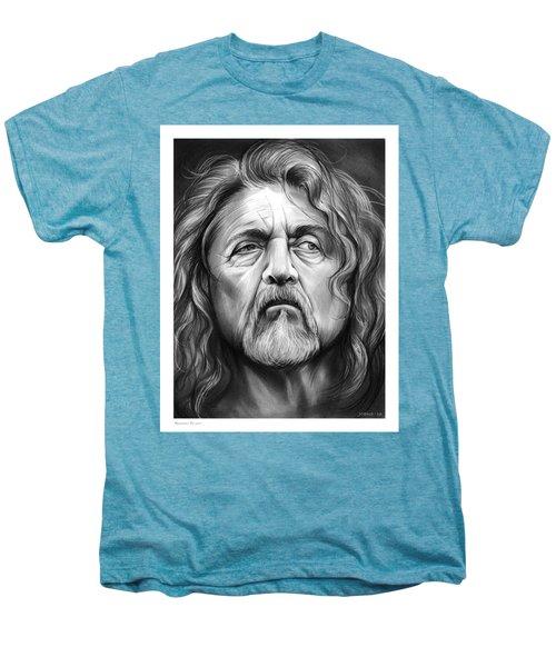 Robert Plant Men's Premium T-Shirt