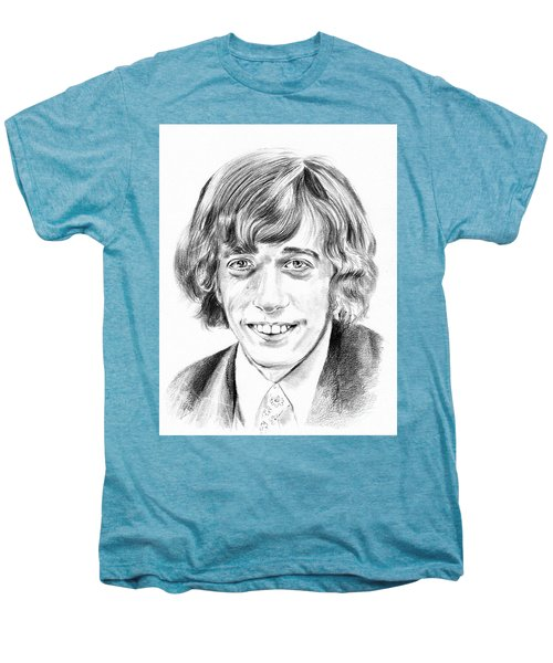 Robin Gibb Drawing Men's Premium T-Shirt