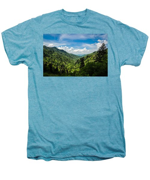 Rolling Mountains Men's Premium T-Shirt