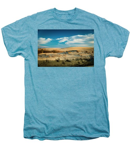 Rolling Sand Dunes Men's Premium T-Shirt