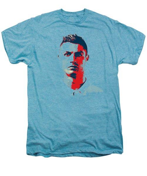 Ronaldo Men's Premium T-Shirt by Pillo Wsoisi