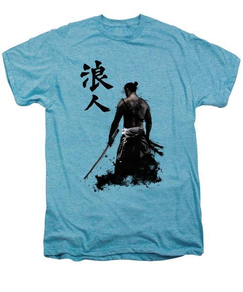 Ronin Men's Premium T-Shirt by Nicklas Gustafsson