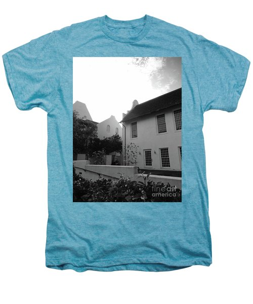 Rosemary Beach Men's Premium T-Shirt by Megan Cohen
