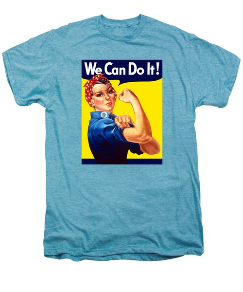 Rosie The Rivetor Men's Premium T-Shirt