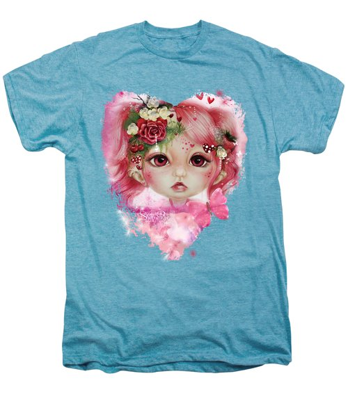 Rosie Valentine - Munchkinz Collection  Men's Premium T-Shirt by Sheena Pike