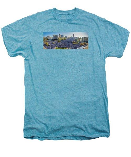 Royals World Series Rally Crowd Men's Premium T-Shirt