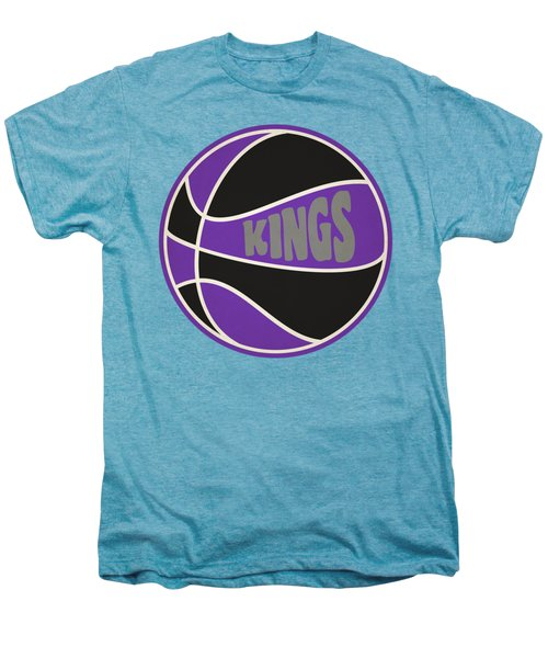 Sacramento Kings Retro Shirt Men's Premium T-Shirt