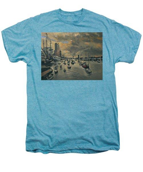 Sail Amsterdam 2015 Men's Premium T-Shirt