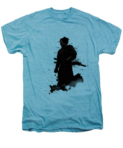 Samurai Men's Premium T-Shirt by Nicklas Gustafsson