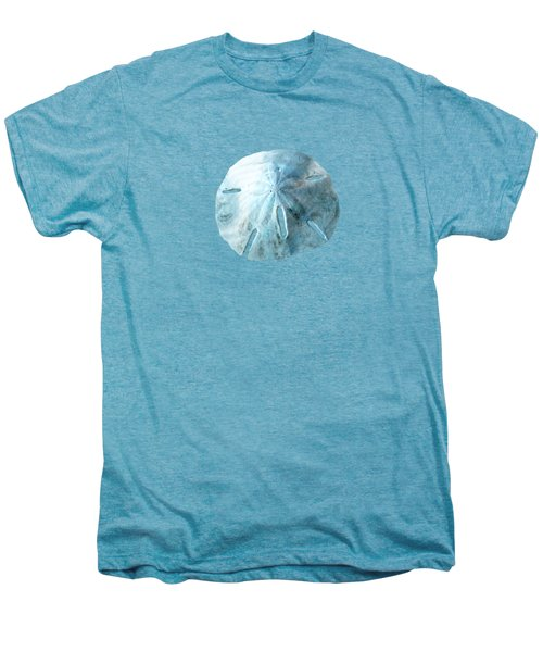 Sand Dollar Men's Premium T-Shirt by Anastasiya Malakhova
