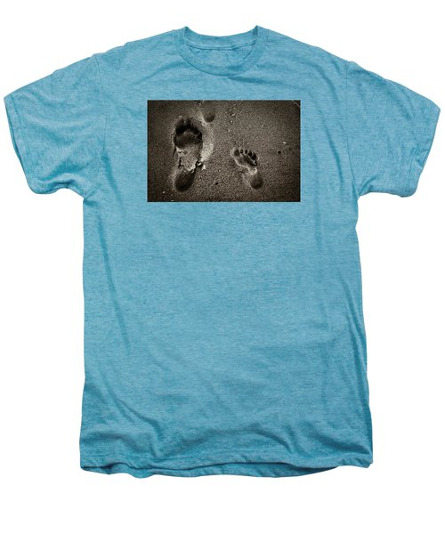 Sand Feet Men's Premium T-Shirt