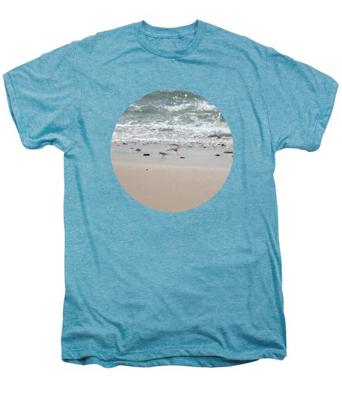 Sandpipers In Tideland Men's Premium T-Shirt