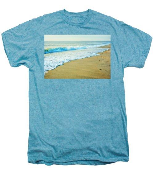 Sandy Hook Beach, New Jersey, Usa Men's Premium T-Shirt