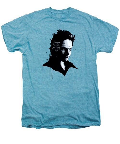 Say Hello To Heaven  Men's Premium T-Shirt