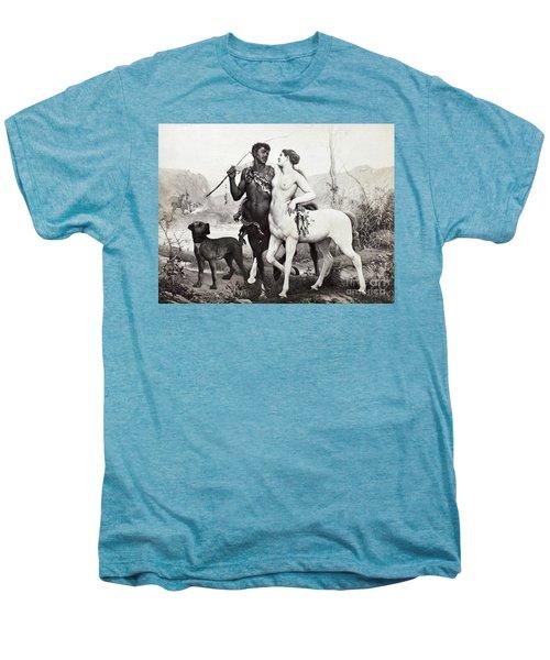 Schutzenberger: Centaurs Men's Premium T-Shirt by Granger