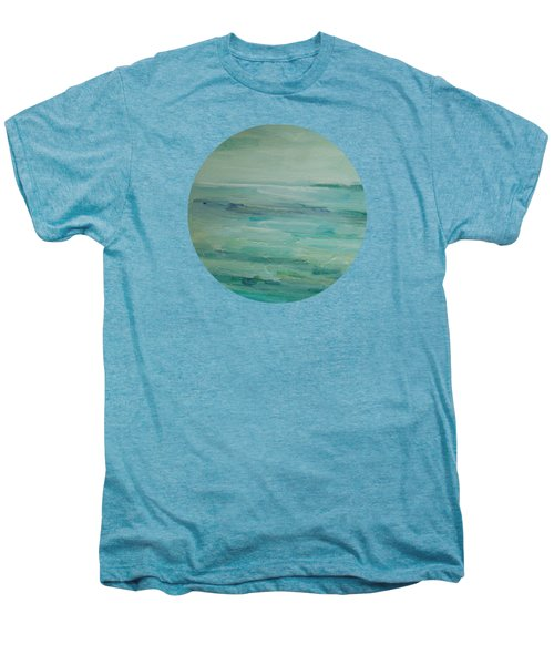 Sea Glass Men's Premium T-Shirt by Mary Wolf
