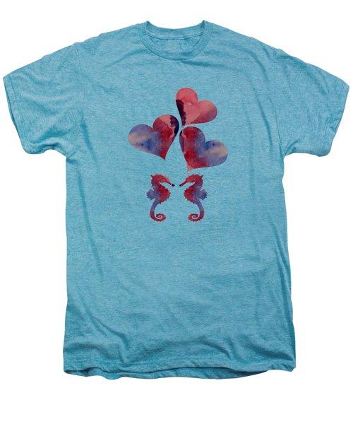 Seahorses Men's Premium T-Shirt