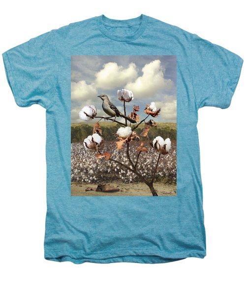 Secret Of The Mockingbird Men's Premium T-Shirt