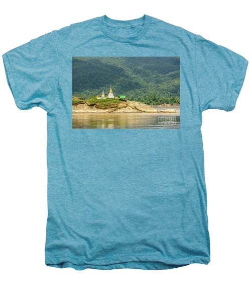 Men's Premium T-Shirt featuring the photograph September by Werner Padarin