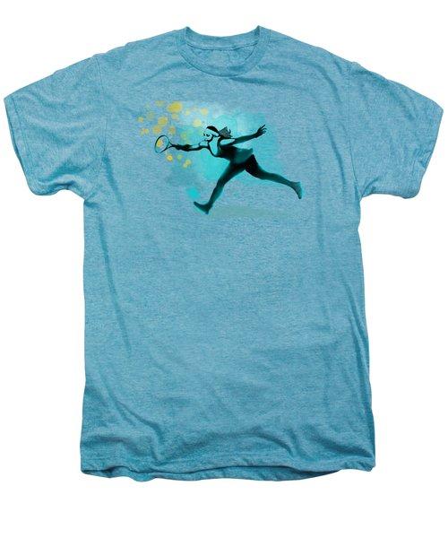 Serena Men's Premium T-Shirt